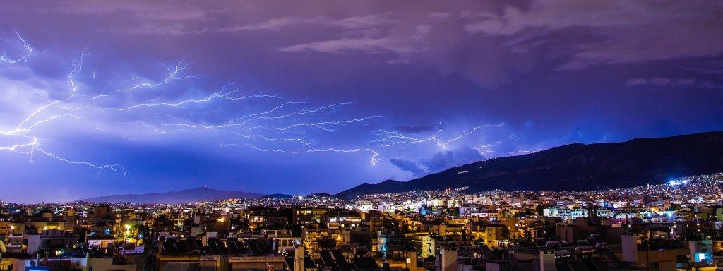 city-night-sky